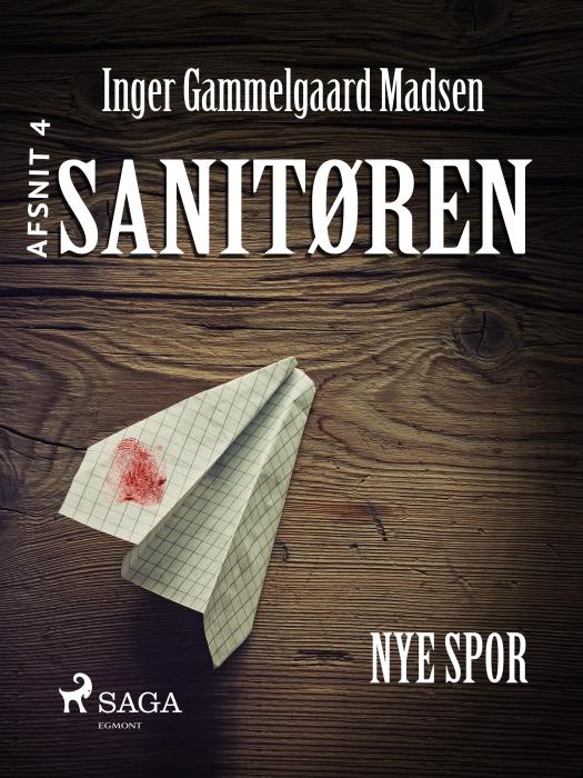 Image of   Sanitøren 4: Nye spor (Lydbog)