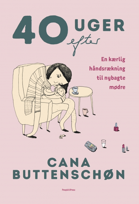 Image of   40 uger efter (E-bog)