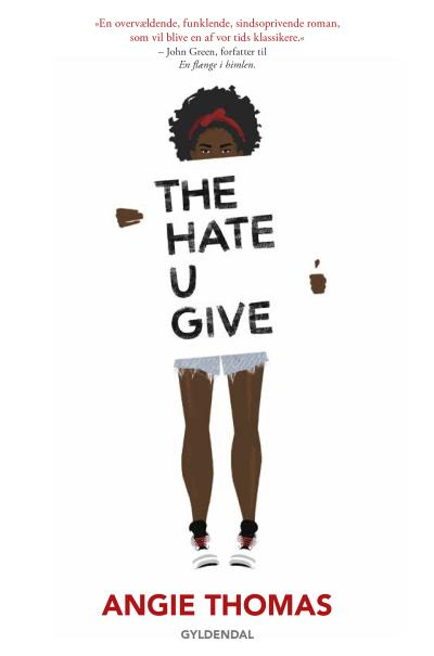 Image of The Hate U Give (Lydbog)