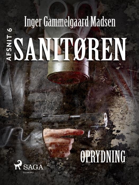 Image of   Sanitøren 6: Oprydning (Lydbog)