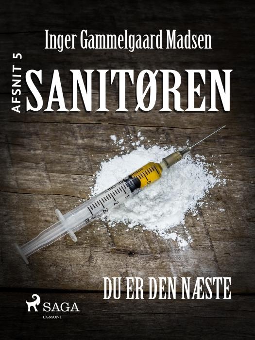 Image of   Sanitøren 5: Du er den næste (Lydbog)