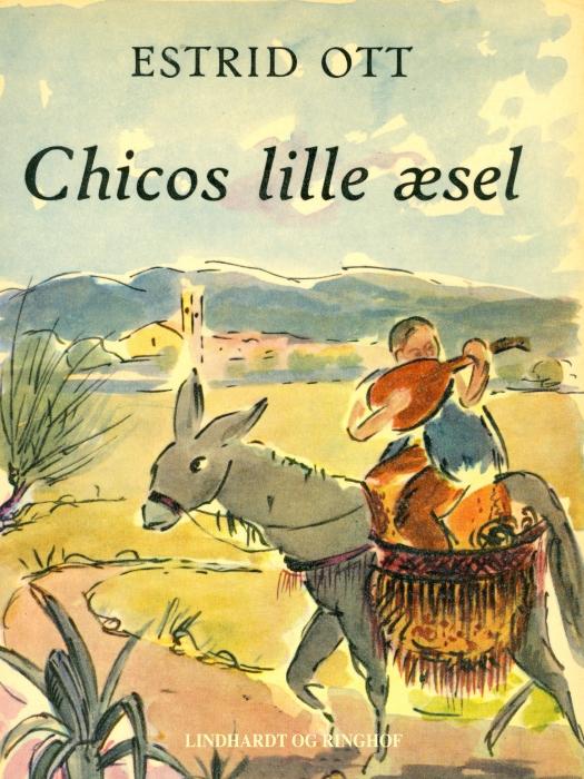 Image of   Chicos lille æsel (Bog)
