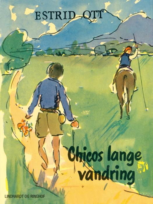 Image of   Chicos lange vandring (Bog)