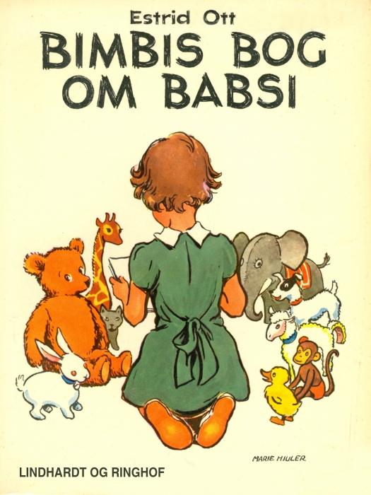 Image of   Bimbis bog om Babsi (Bog)