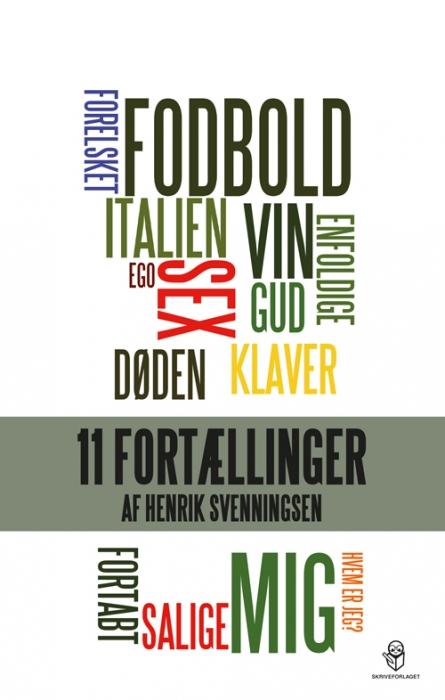 Image of   11 fortællinger (Bog)