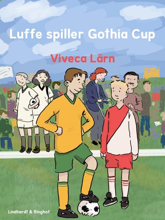 Image of   Luffe spiller Gothia Cup (E-bog)