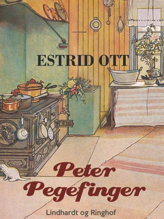 Image of   Peter Pegefinger (E-bog)