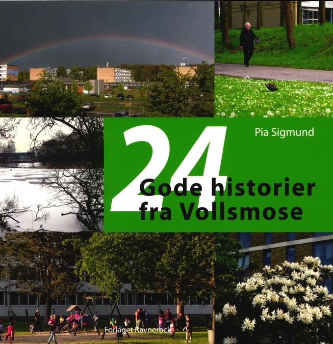 Image of   24 Gode historier fra Vollsmose (Bog)