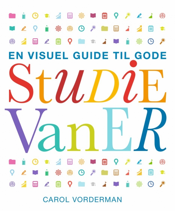 En visuel guide til gode studievaner (Bog)