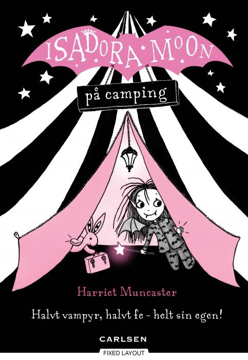 Isadora Moon på camping (E-bog)