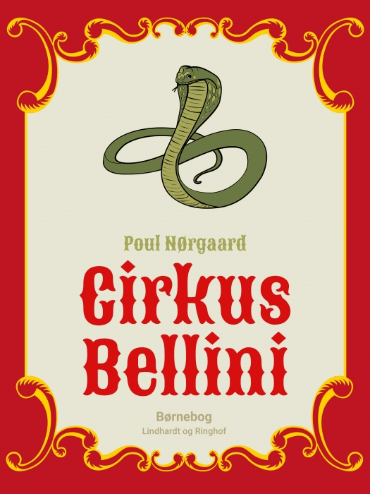 Cirkus Bellini (E-bog)