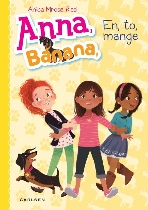 Image of Anna Banana 2: En, to, mange (E-bog)