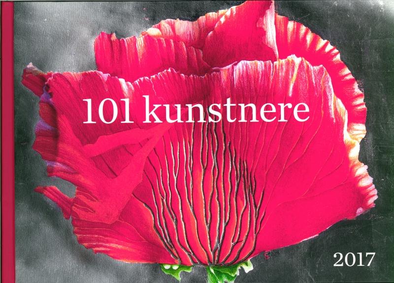 Image of   101 kunstnere 2017 (Bog)