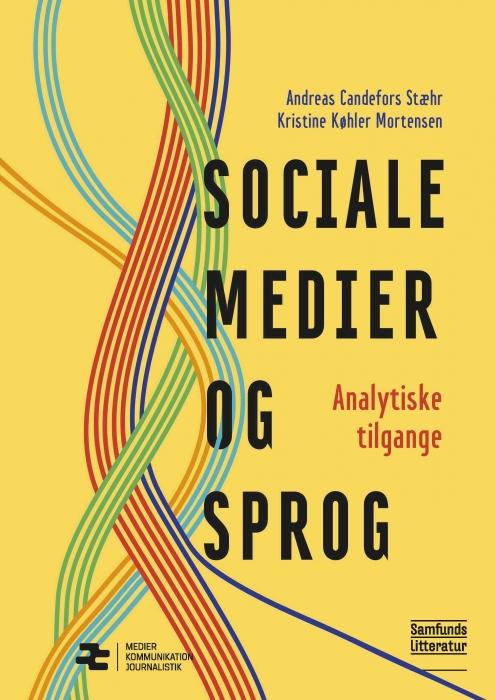 Image of Sociale medier og sprog (Bog)