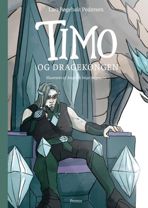 Timo og dragekongen (Bog)