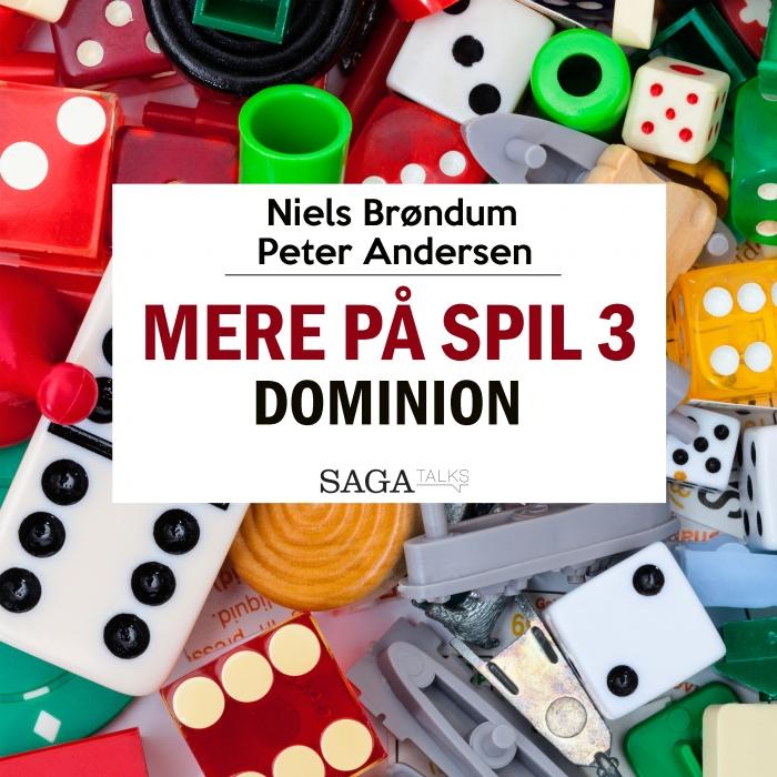 Mere På Spil #3 - Dominion (Lydbog)