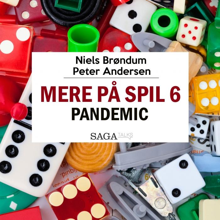 Mere På Spil #6 - Pandemic (Lydbog)