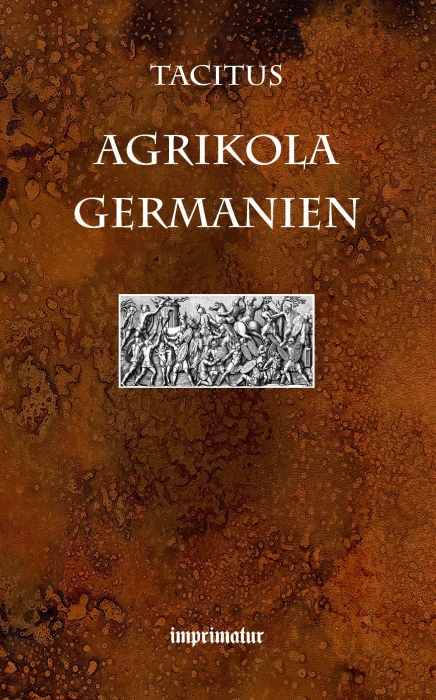 Image of   Agricola Germanien (Bog)