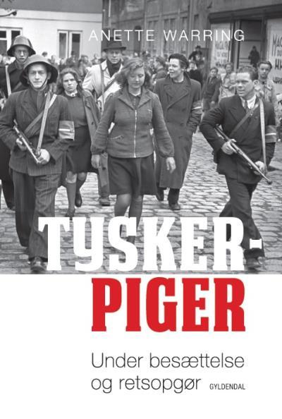 Image of Tyskerpiger (Lydbog)