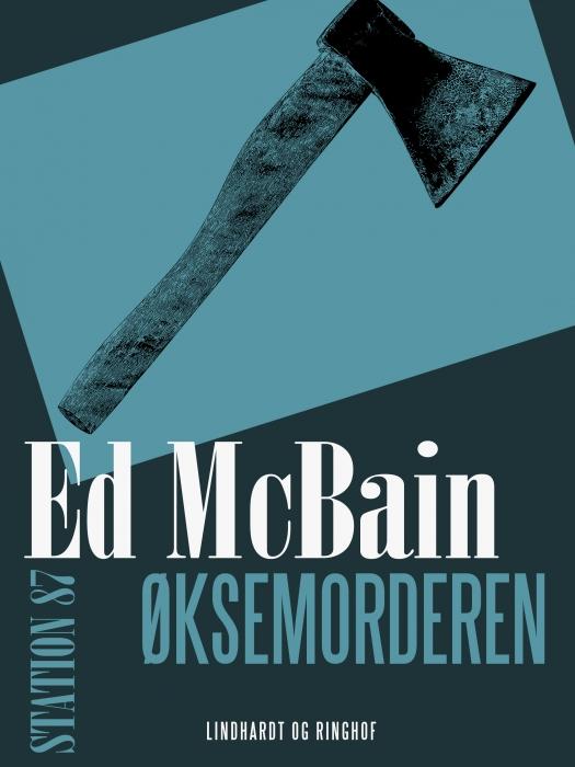 Image of   Øksemorderen (E-bog)