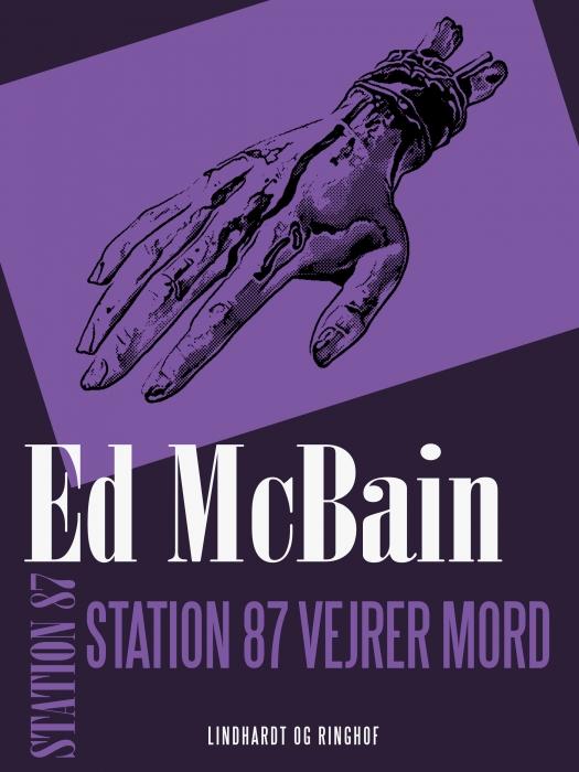 Image of   Station 87 vejrer mord (E-bog)