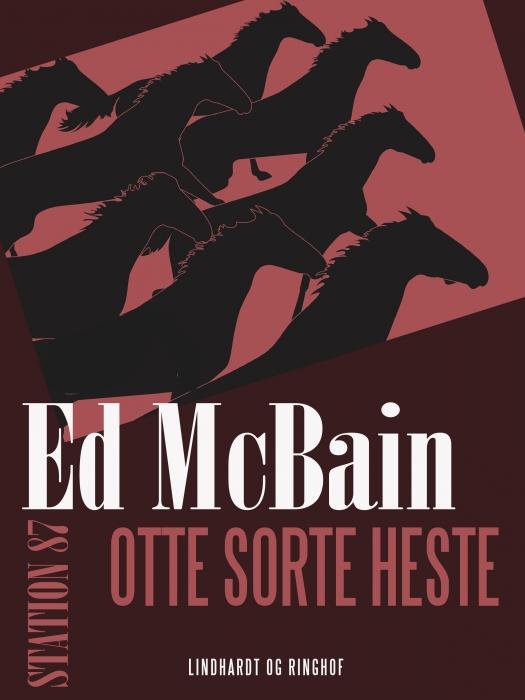 Image of   Otte sorte heste (E-bog)