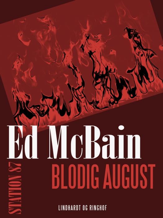Image of   Blodig august (E-bog)