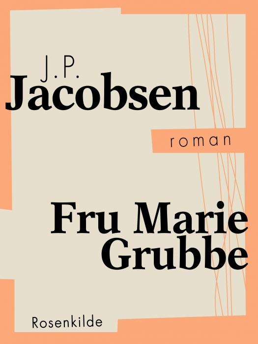 Fru Marie Grubbe (E-bog)