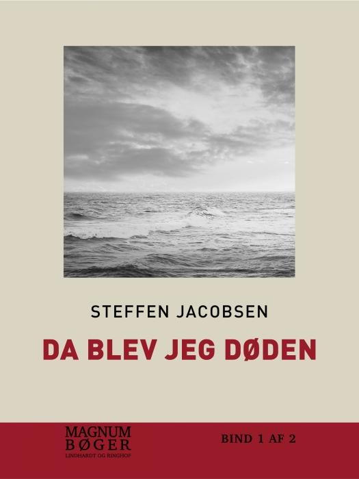 Image of   Da jeg blev Døden (storskrift) (Bog)