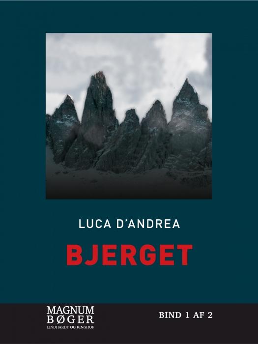 Image of   Bjerget (storskrift) (Bog)