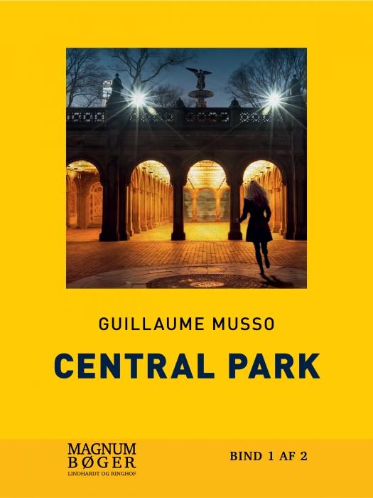 Image of   Central Park (storskrift) (Bog)