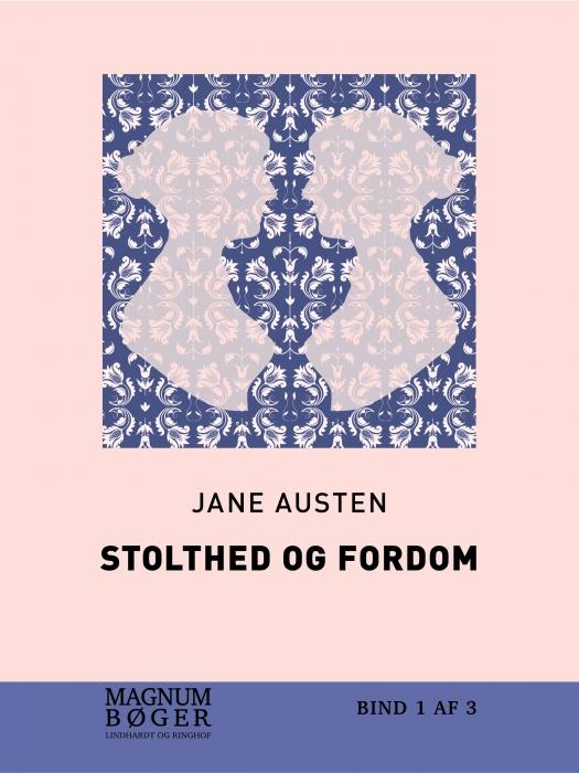 Image of   Stolthed og fordom (storskrift) (Bog)