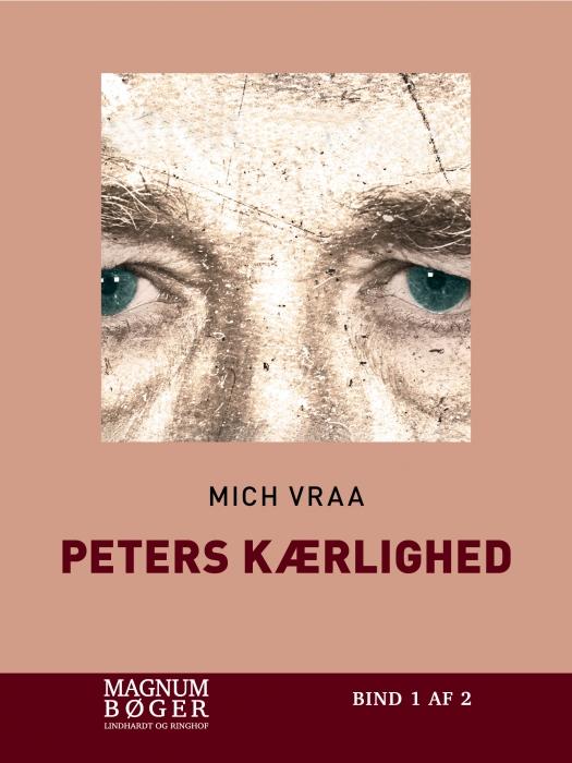 Image of   Peters Kærlighed (storskrift) (Bog)