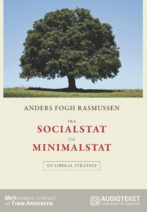Image of Fra socialstat til minimalstat (Lydbog)