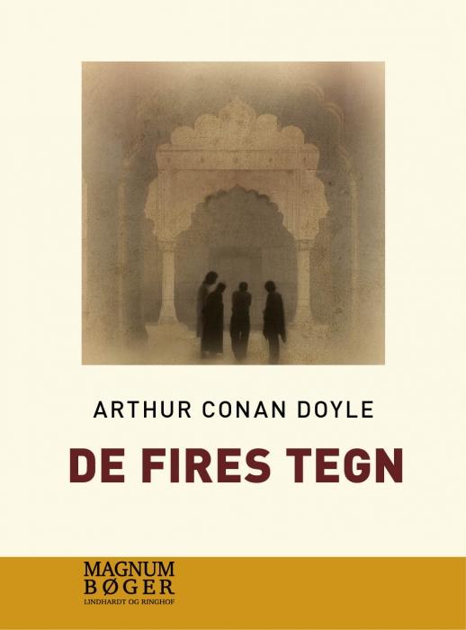Image of De fires tegn (storskrift) (Bog)