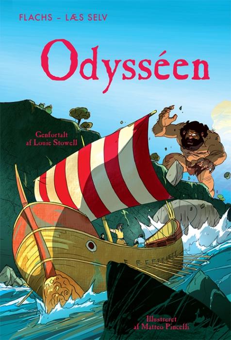 Odysséen (Bog)