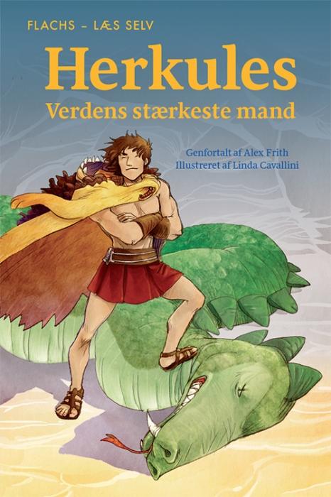 Image of Herkules - Verdens stærkeste mand (Bog)