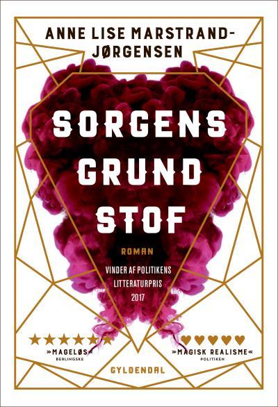 Image of Sorgens grundstof (Lydbog)