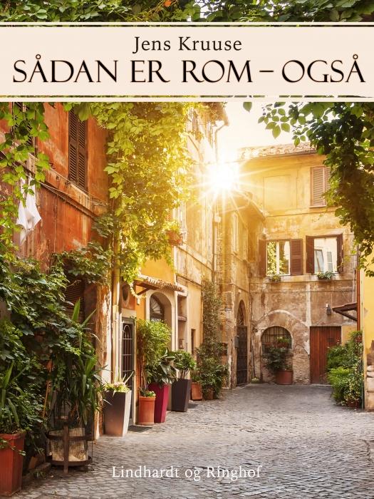 Sådan er Rom - også (Bog)
