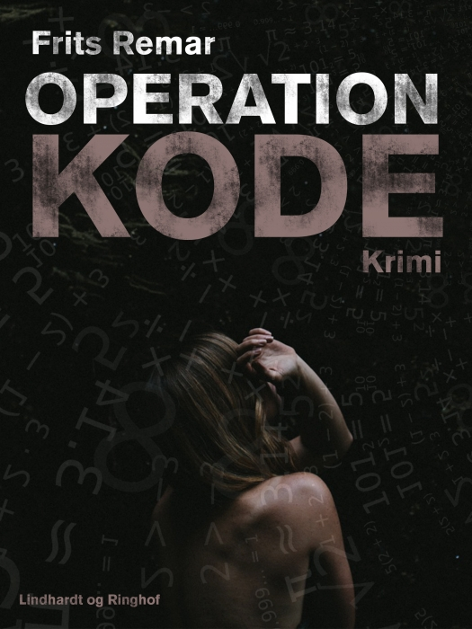 Image of   Operation kode (E-bog)