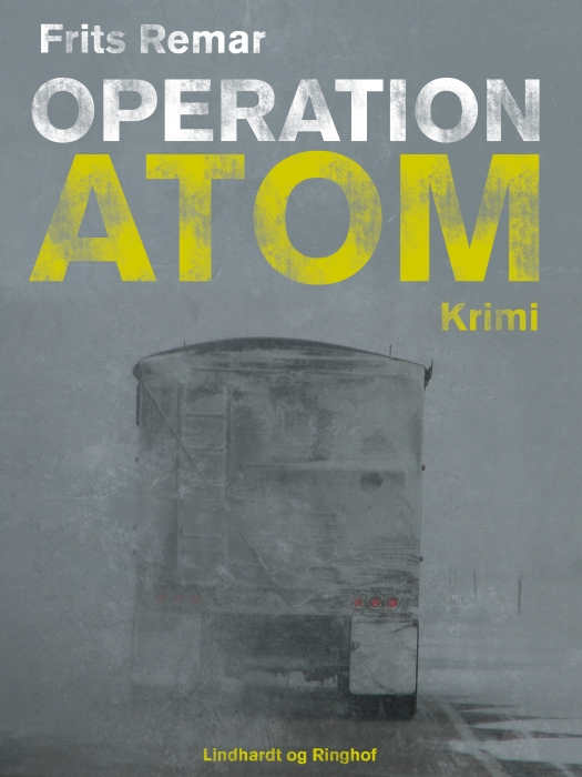 Image of   Operation Atom (E-bog)