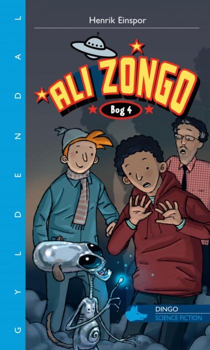 Ali Zongo - hundedage (E-bog)