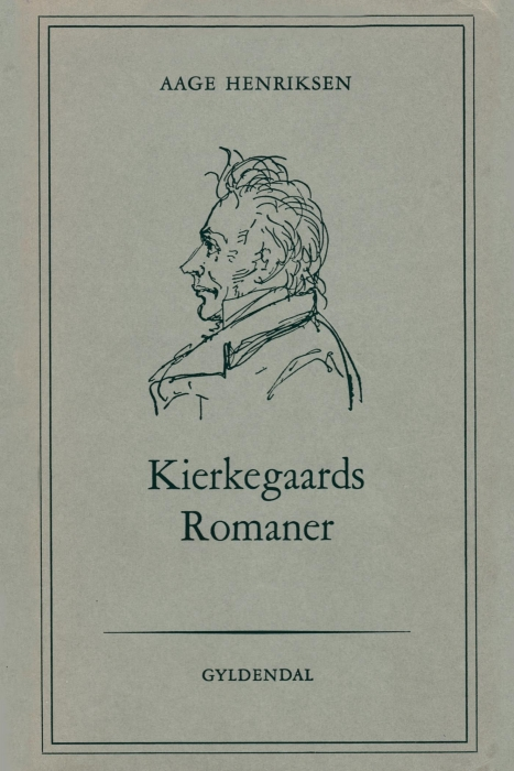 Image of Kierkegaards romaner (E-bog)