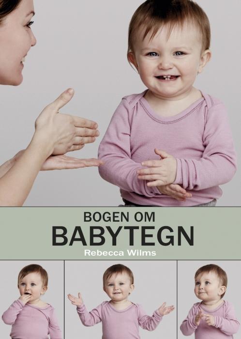 Bogen om babytegn (Bog)