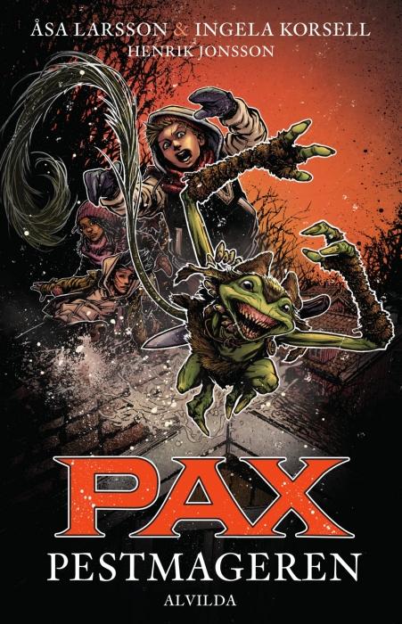 Image of PAX 7: Pestmageren (E-bog)