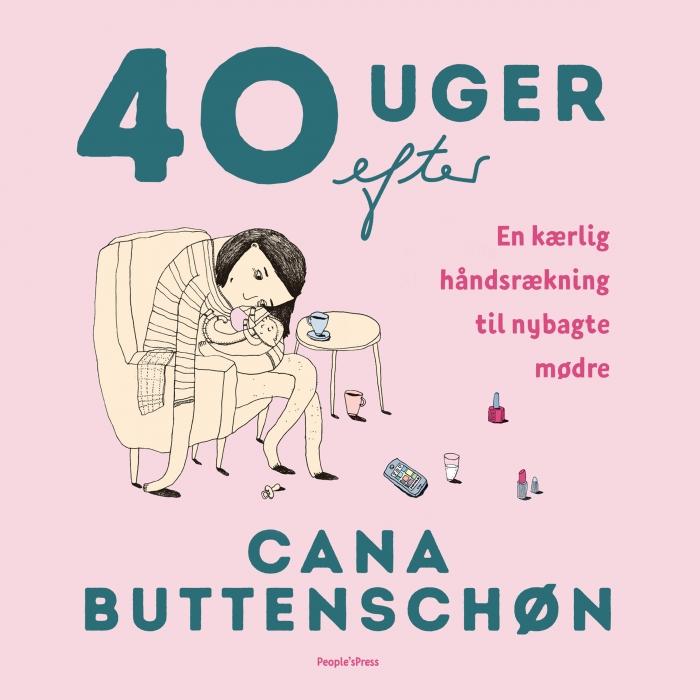 Image of   40 uger efter (Lydbog)