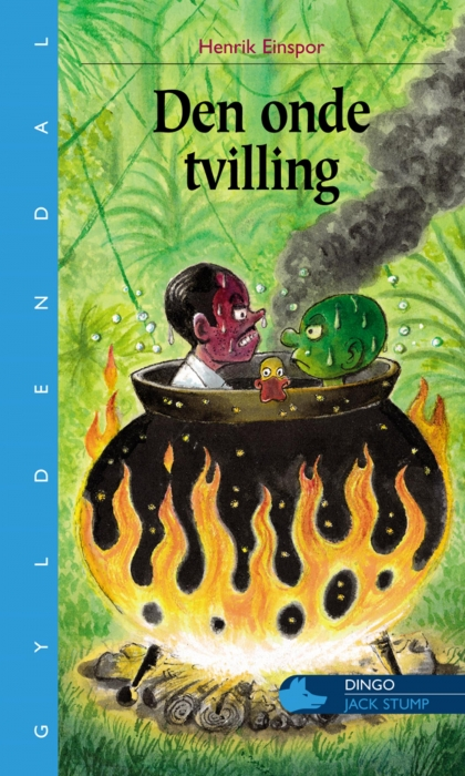 Den onde tvilling (E-bog)