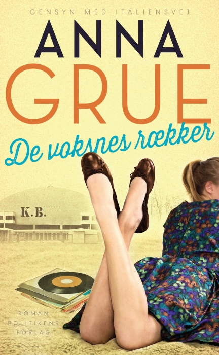 Image of De voksnes rækker (E-bog)