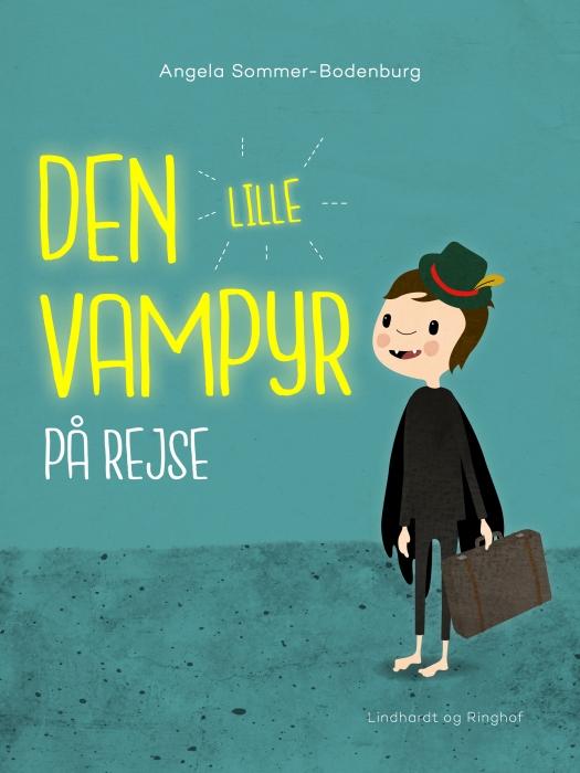 Image of Den lille vampyr på rejse (E-bog)