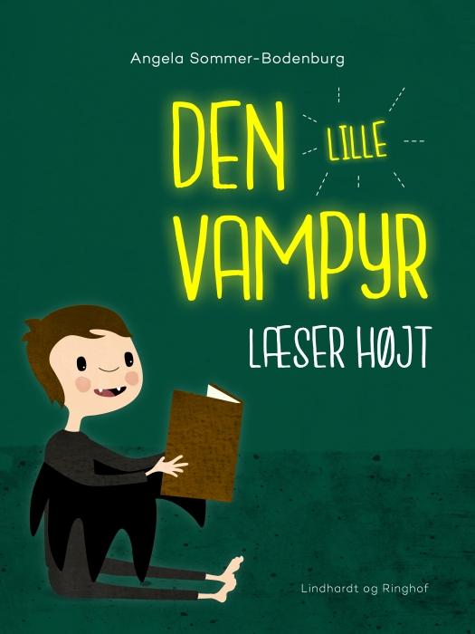 Image of Den lille vampyr læser højt (E-bog)